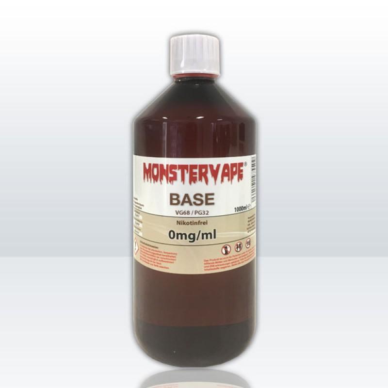 Basis 68/32 - 1000ml. Nikotin: 0mg/ml