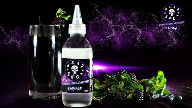 Carnage Aroma 13ml - Headshot Concentrates