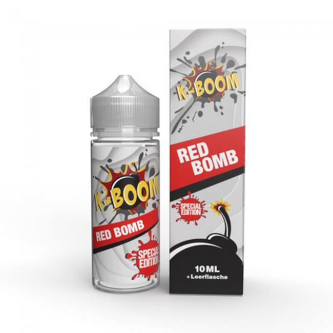 K-Boom - Special Edition  Red Bomb Aroma 10ml