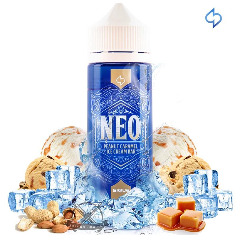 Sique - Neo - Peanut Caramel Ice Cream Bar