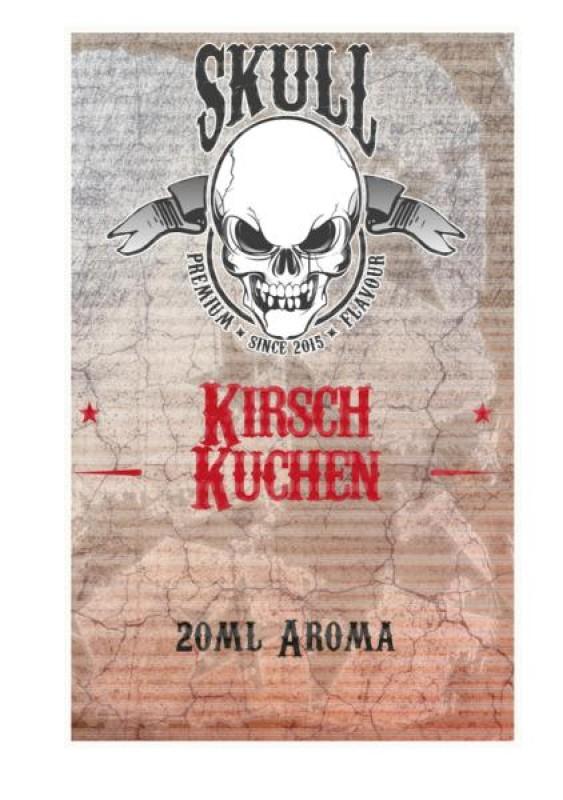Kirschkuchen - Skull Aroma 20ml