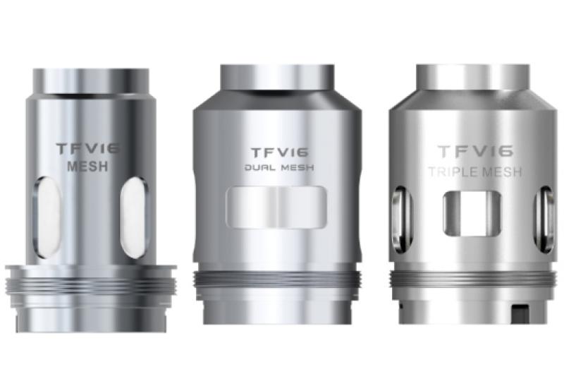 Smok TFV16 Dual Mesh Coil 0.12 Ohm