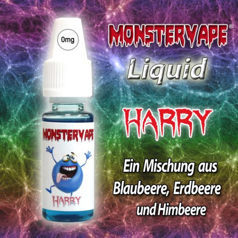 Monstervape Harry Liquid-10ml