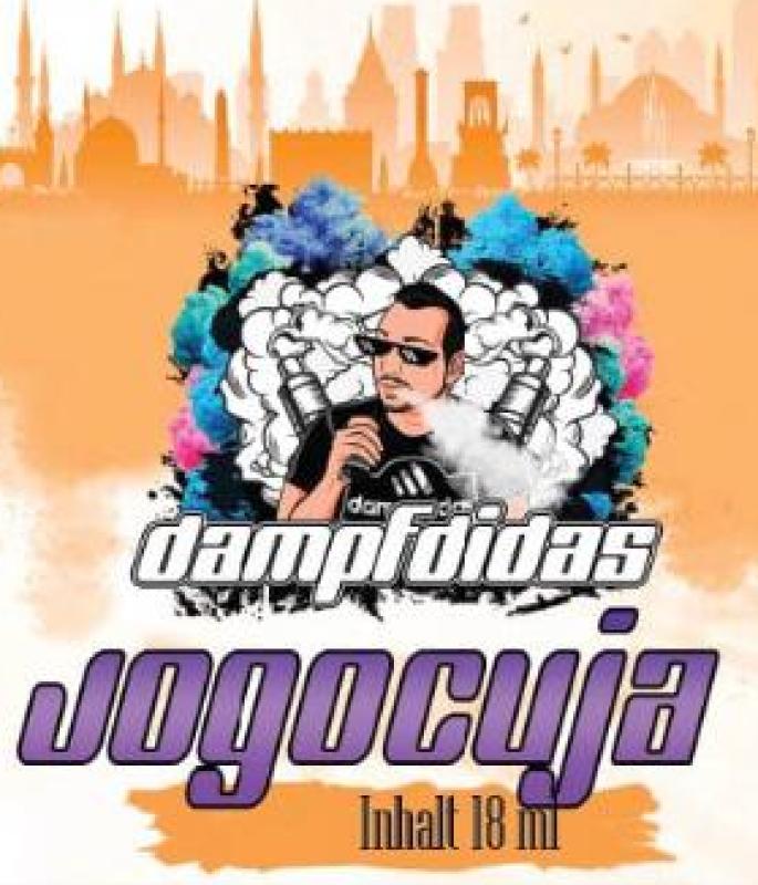 Jogocuja - Dampfdidas Aroma 18ml