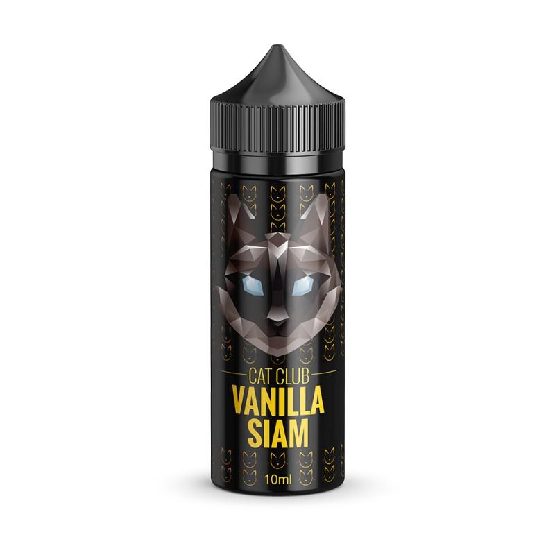 Vanilla Siam - Cat Club Aroma 10ml