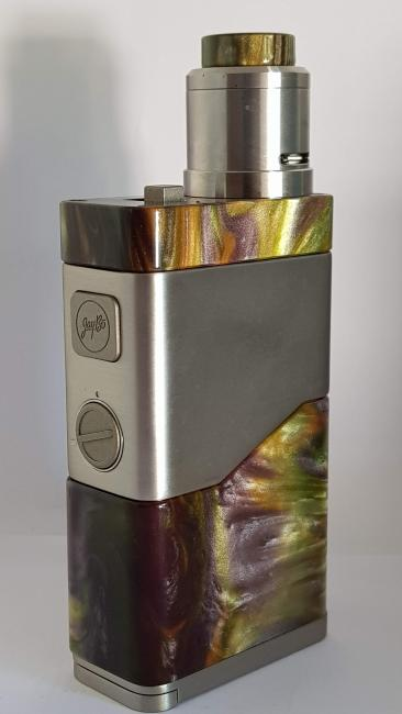 Wismec Luxotic 250W NC Kit