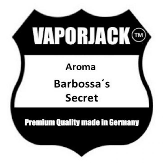 Vaporjack - Barbossa´s Secret Aroma - 10ml