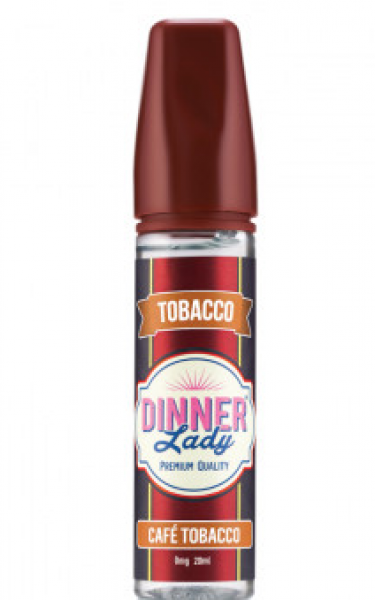 Cafe Tobacco 20ml Dessert Serie Longfill Aroma by Dinner Lady