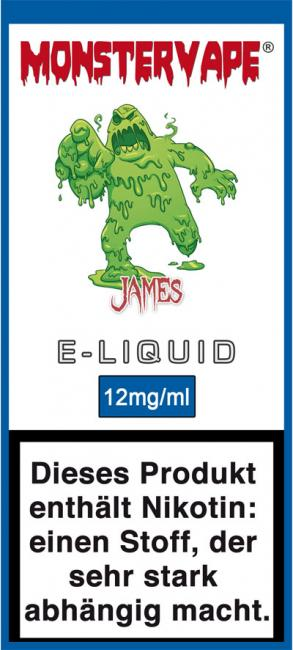 Monstervape James Liquid-10ml