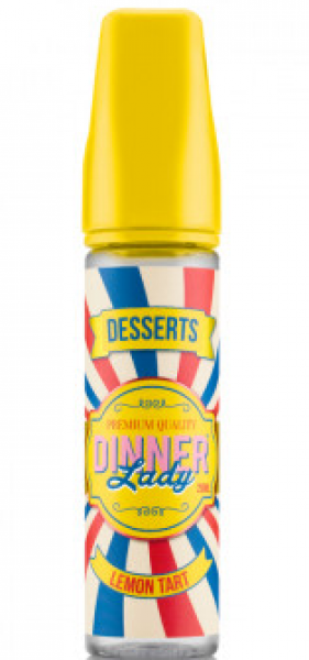 Lemon Tart 20ml Dessert Serie Longfill Aroma by Dinner Lady