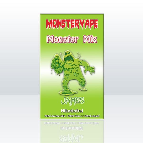 Monster Mix - James 100ml