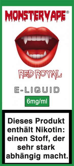Monstervape Red Royal Liquid-10ml