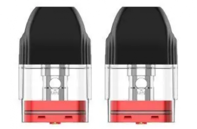 Uwell Koko Caliburn Pod Tank 4er Pack 2ml
