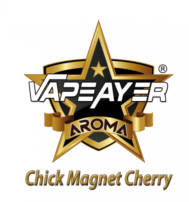 VapeAyer Chick Magnet Cherry Aroma - 10ml
