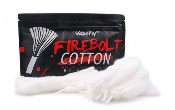 Vapefly Firebolt Watte Selbstwickler Preloaded Cotton