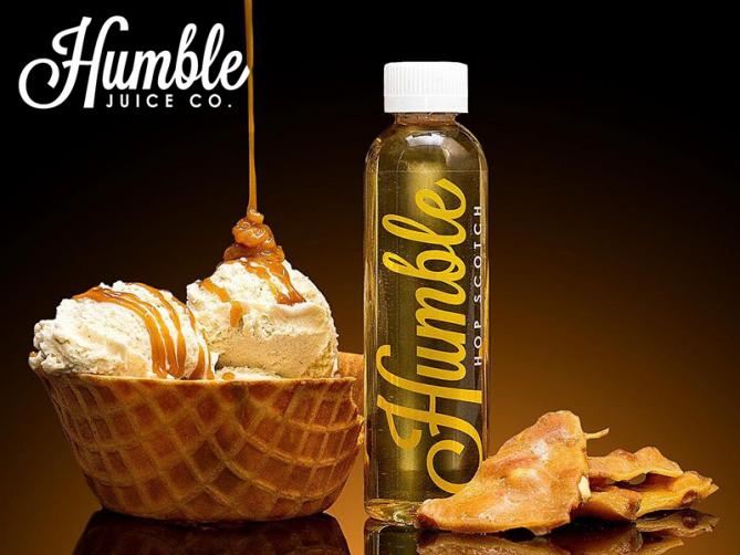 Humble PLUS - Hop Scotch - 100ml