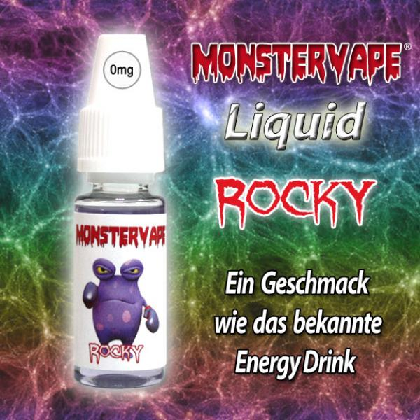 Monstervape Rocky Liquid-10ml