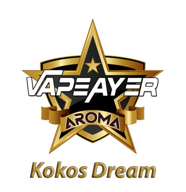VapeAyer Kokos Dream Aroma - 10ml