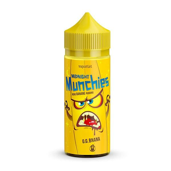 O.G. BNANA - Midnight Munchies Liquid 100ml 0mg