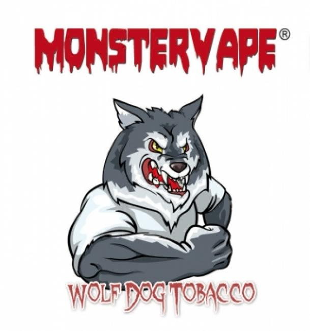 MonsterVape Aroma Wolf-Dog-Tobacco 10ml