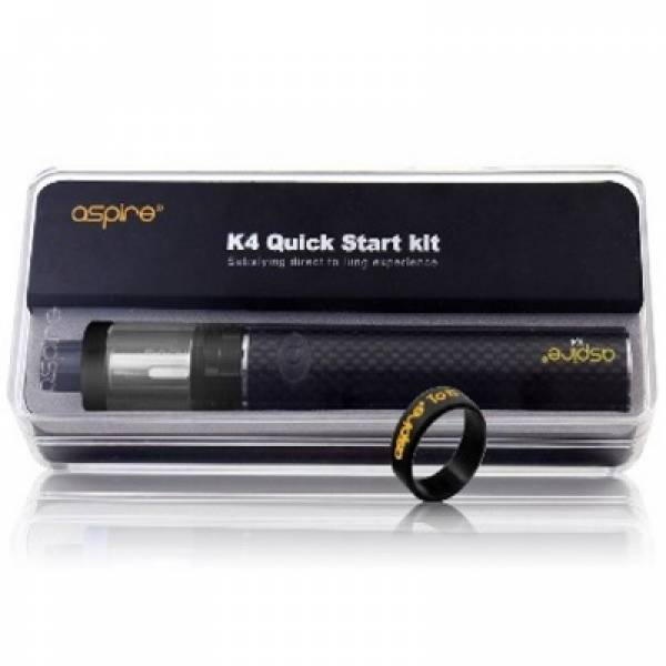 Aspire - K4 Quickstarter Kit