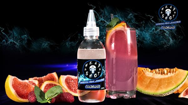 Coldblood Aroma 22ml - Headshot Concentrates