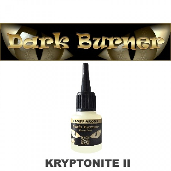 Dark Burner -  Kryptonite II Aroma - 10ml