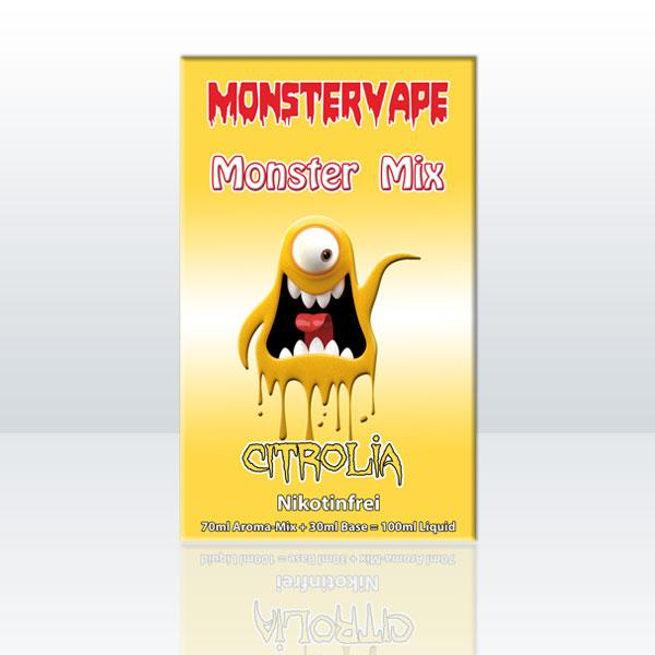 Monster Mix - Citrolia 100ml