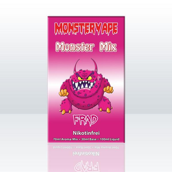 Monster Mix - Frad 100ml