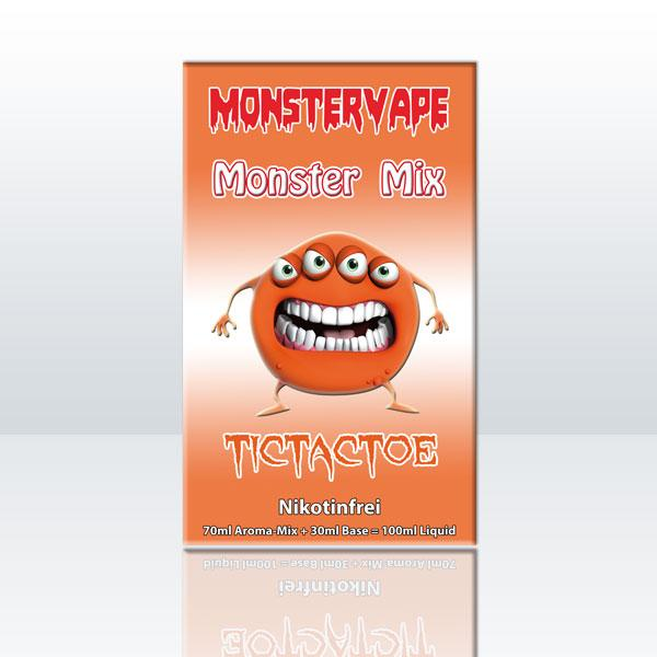 Monster Mix - TicTacToe 100ml