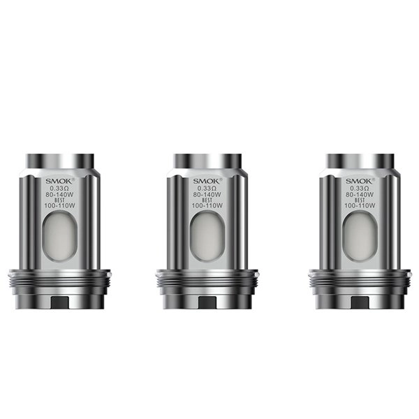 Smok TFV18 Meshed Coil 0.33 Ohm 3er Pack