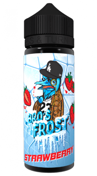 Strawberry - Aroma Bro`s Frost 20ml Ezigarette Liquid