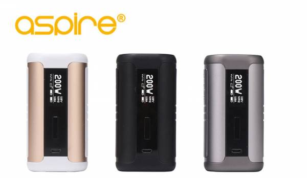 Aspire Speeder 200Watt