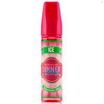 Watermelon Slices Ice Liquid 50ml Plus Dinner Lady